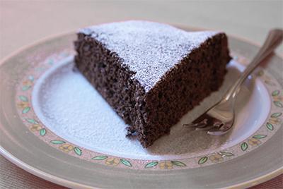 La Torta Matta - una prelibatezza velocissima e leggera.