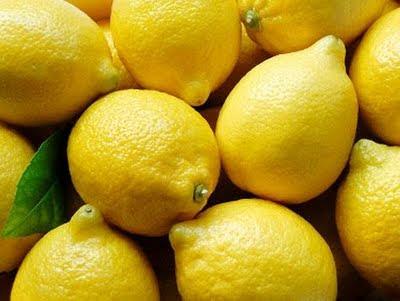 Le straordinarie potenzialita del succo di limone