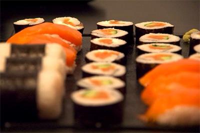 Sushi:  delizia del palato in armonia con la Salute