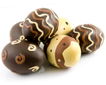 Tempo di cioccolata e di uova pasquali: meglio fondente o al latte?